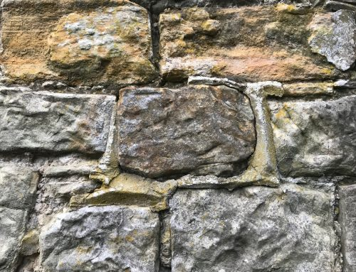 Cement Pointing